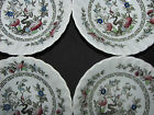 G Meakin English Staffordshire Classic White Set of 4 Kashmir 6 1/2