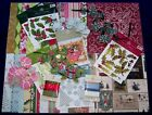 ANNA GRIFFIN SEASONAL PAPER KIT NEW OVER 110 PIECES CLEARANCE BUY IT NOW