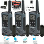 Motorola Talkabout T200TP Walkie Talkie 3 Pack Set 20 Mile Two Way Radio Package