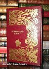 Shakespeare William ROMEO AND JULIET Easton Press 1st Edition First Printing