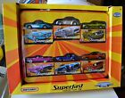 Matchbox Exclusive 2005 Decos Limited Edition 20500 Superfast Collector Tin NEW