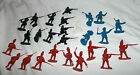 26pc Lot Revolutionary War Plastic Toy Soldiers/Army Men