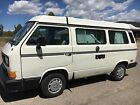Volkswagen Bus Vanagon van Camper 89 vw westfalia low miles