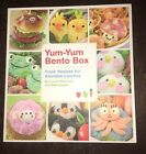 Yum Yum Bento Box Fresh Recipes Lunches Pikko Pots Quirk Book Free Shipping