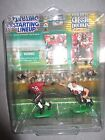 NEW NIP STARTING LINE UP CLASSIC DOUBLES 1999-2000 WARRICK DUNN MIKE ALSTOTT*