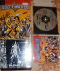 BOLT THROWER - Warmaster Longbox CD Combat Earache UK death metal