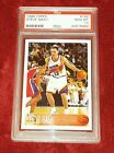 STEVE NASH ROOKIE RC 1996 TOPPS #182 VERY NICE PSA 10 ☆ SUPER SHARP