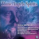 Thine Angels Spirits (Relyea, Cbc Vancouver) CD (2002)