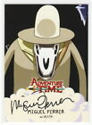 2014 Cryptozoic Adventure Time Miguel Ferrer as Death Signed Autograph Card A6