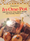In One Pot 200 Favorite One Dish Meals the Family Will Love Weight Watchers