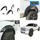 99-07 Ford Super Duty F250/350/450 Pocket Rivet Style Fender Flares 4pcs Set