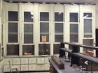 Antique Apothecary Cabinetry (section Of 2 Cabinets)