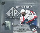 2011-12 Upper Deck SP Game Used Hockey Hobby Box, *6 Hits* READ DETAILS!