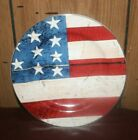 Sakura Warren Kiimble Colonial American Rustic Flag 8 1/4