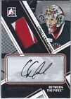 2008-09 ITG BTP Between The Pipes Emblem Autograph #AECC Corey Crawford 9