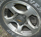 2002 2003 2004 CHEVY TRACKER 15X6 5 SPOKE OEM ALLOY WHEEL W WARRANTY