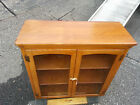 VINTAGE 1940'S SOLID MAPLE KITCHEN HUTCH CABINET!