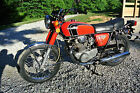 Honda: CB 1972 honda cb 350 super clean all original 73 cb 350
