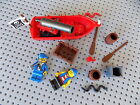LEGO Pirate Starter Set with 2 Minifigure Cannon rowboat crates more a