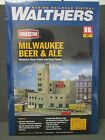 Ale Structure Kit - Walthers Cornerstone #933-3024