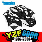 ABS Bodywork Fairing Kit 1997-2007 Yamaha YZF 600R Thundercat 07