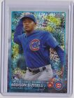 2015 TOPPS CHROME UPDATE PULSAR REFRACTOR RC Addison Russell Chicago Cubs
