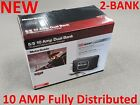 NEW MotorGuide 2 Bank On Board Boat Battery Charger 210 Dual 31710 Waterproof