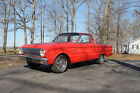 Ford Ranchero Red Ranchero Pick Up 1 of 135 260 V8 4 speed s matching A C