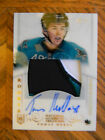 13-14 National Treasures Tomas Hertl Rookie Patch Auto 43 3 Color RC BV 400