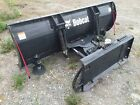 New Bobcat 84 Snow Blade Skid Steer Attachment Hydraulic Angle