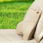 Breathable Back Support Cushion Pillow Memory Foam Lumbar Home Chair Car Seat Us
