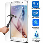 Lot New Premium Real Tempered Glass Film Screen Protector for Samsung Galaxy S7