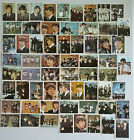 ♫ BEATLES rare 1964 vintage full set of 64 Color trading cards from Topps ♫