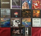 Great White- Studio Discography (11 CD Lot) Jack Russell, Hard Rock