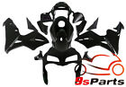 Glossy Black ABS Plastic Fairings Bodywork for 2003 2004 Honda CBR600RR