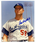 Don Drysdale Cards and Autographed Memorabilia Guide 37