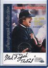 1999 Sports Illustrated GREATS OF THE GAME Mark Fidrych THE BIRD AUTOGRAPH # 22