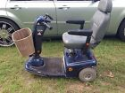 Shoprider Sunrunner Mobility Power Scooter Medical Electric  Chair Blue