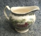 Johnson Brothers Friendly Village Creamer W Handle Lilly Pond