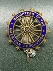 Vintage Daughters Of The American Revolution Named And Numbered As Is
