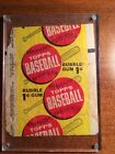1963 Topps Baseball Wax Pack
