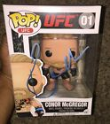 Conor McGregor Signed Pop Funko Doll UFC Champ with proof
