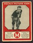 1933-34 CANADIAN CHEWING GUM V252 Jimmie Ward MONTREAL CANADIENS