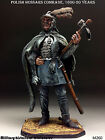 Tin soldiers 54 mm Polish Hussars comrade, 1600-20 years HAND PAINTED