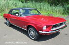 Ford Mustang Pony 302 V8 4bbl Automatic Marti Report