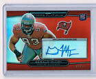 2010 GERALD McCOY Topps Platinum Red RC Auto #ed 02 10