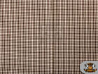 Poly Poplin Gingham Fabric Mini Checkers 58 Wide Sold By The Yard