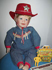 ASHTON DRAKE YOLANDA BELLO McMEMORIES DOLL McDONALDS OLD WEST W COA