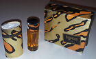 FABERGE TIGRESS COLOGNE & DUSTING POWDER 1970s VINTAGE PERFUME GIFT BOX SET
