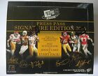 2006 Press Pass SE Signature Edition Football Hobby Box